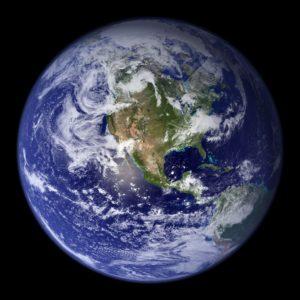 radius of the earth