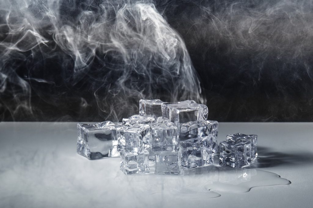 melting point of ice