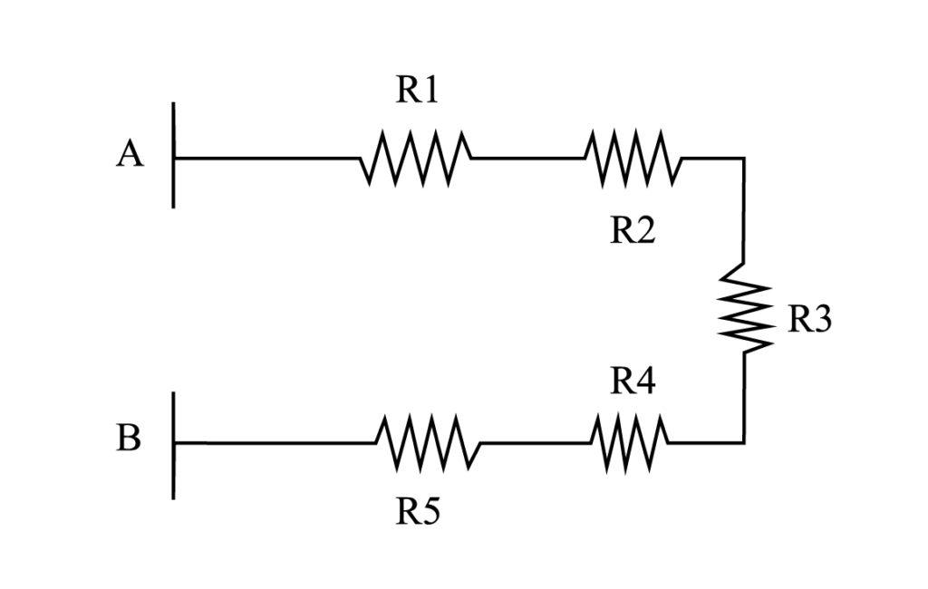 resistors in a series formula