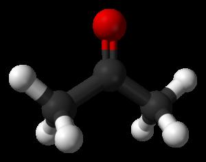 Acetone Formula