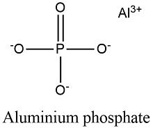 aluminum phosphate formula