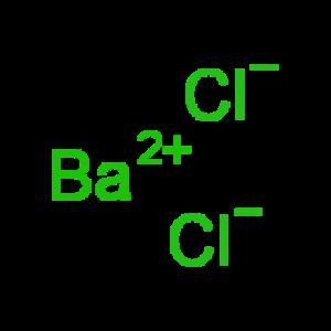 Barium Chloride Formula