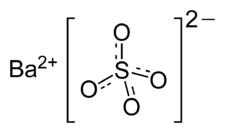 Barium Sulfate Formula