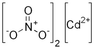 Cadmium Nitrate Formula
