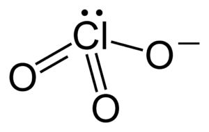 Chlorate Formula