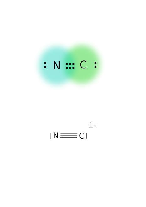 Cyanide Formula