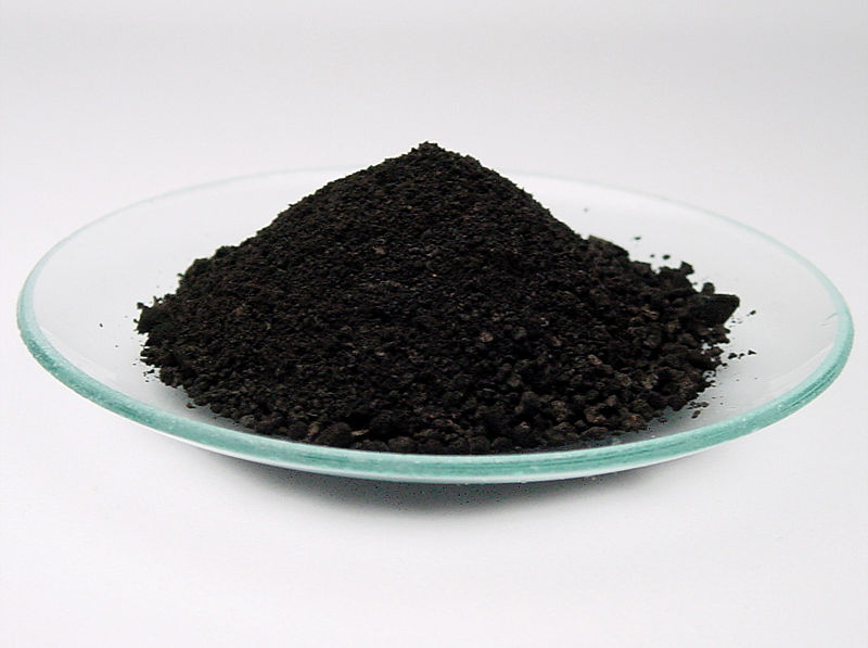 Iron II Oxide Formula