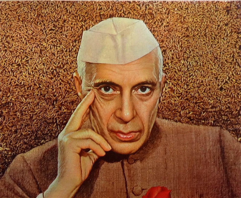 Speech about Jawaharlal Nehru