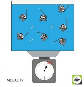 Molality Formula