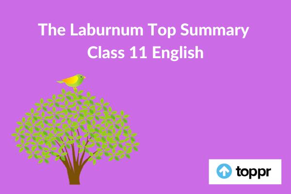 the laburnum top summary