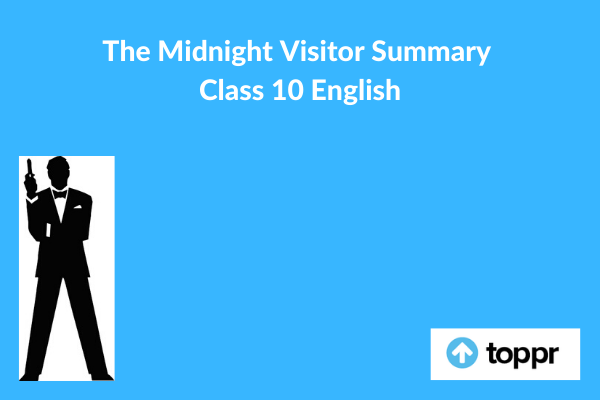 the midnight visitor summary
