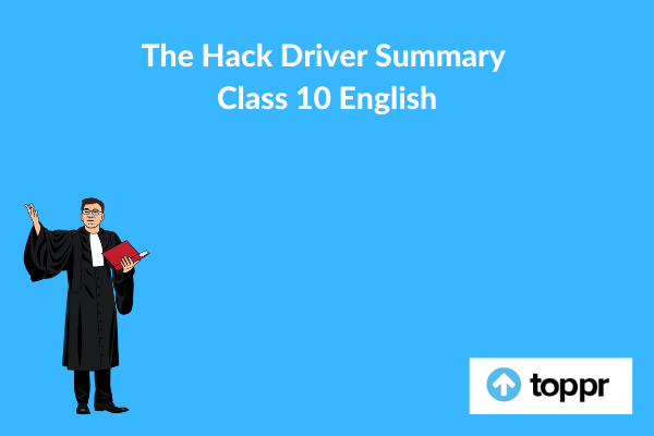 the hack driver summary