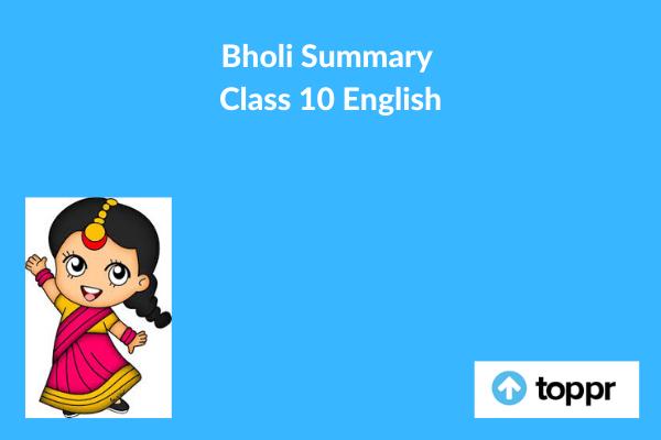 bholi summary