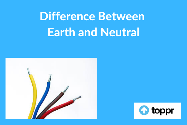 difference between earth and neutral