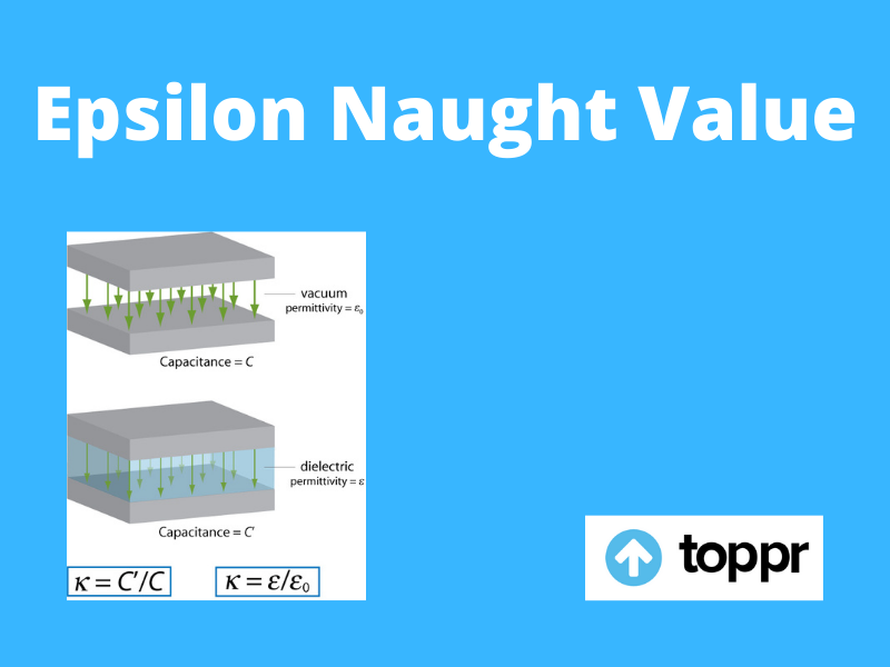 epsilon naught value
