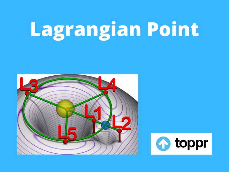 lagrangian point