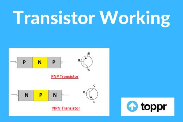 Transistor Working