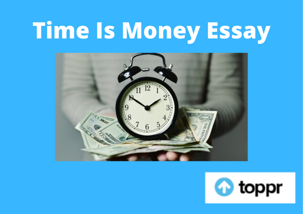 time is money essay