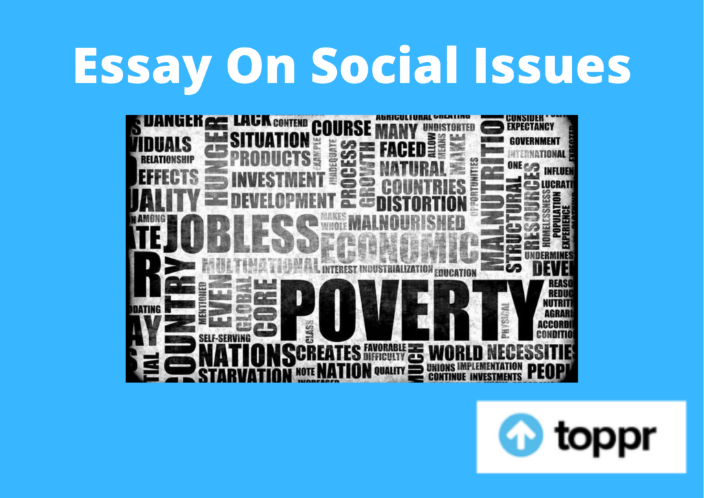 Essay On Social Issues