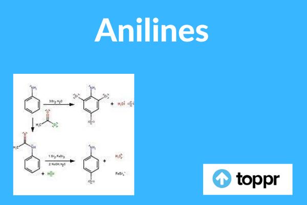 Anilines