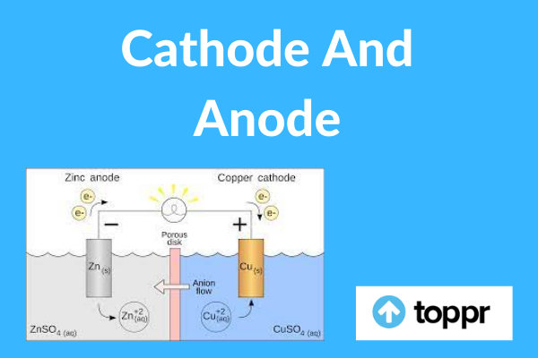 Cathode and Anode